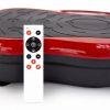 Platforma wibracyjna Loop SVP01 - czerwona