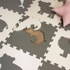 Mata puzzle z obrzeżami Sapphire Kids SK-26 - zwierzątka