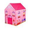 Duży namiot dla dzieci - różowy domek