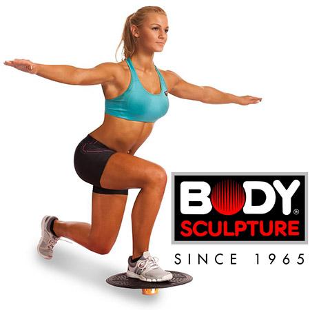 Dysk balansujący z regulacją wysokości Body Sculpture BB 6360J