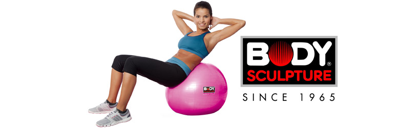 Piłka gimnastyczna 55cm Body Sculpture BB 003