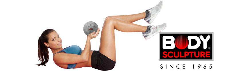 Piłka pilates 2kg Body Sculpture BB 007