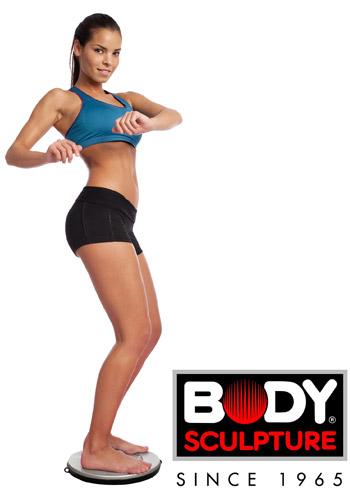 Twister z magnesami Body Sculpture BB 955