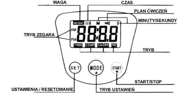 Twister Sapphire SG-036 z linkami