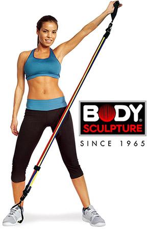 Zestaw gum fitness 114 cm Body Sculpture BB 2330