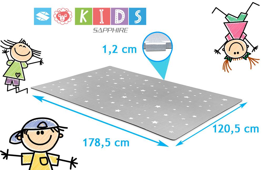 Mata-puzzle dla dzieci Sapphire Kids SK-34 Stars