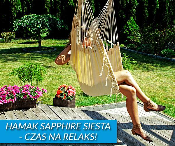 Hamak ogrodowy Sapphire ST-220 Siesta