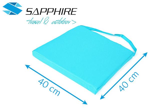 Poduszka na krzesło Sapphire