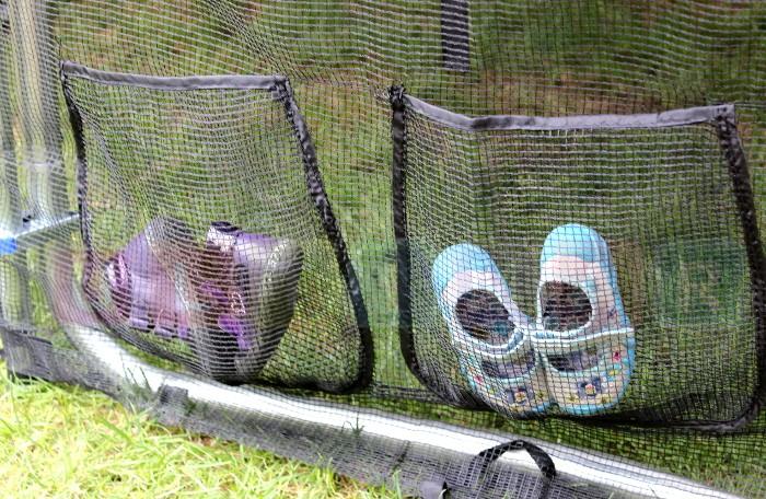 trampolina ogrodowa 12